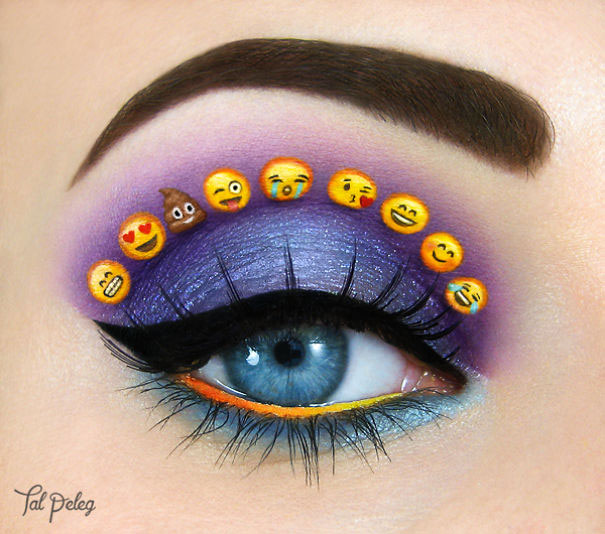 Eyes art by Tal Peleg