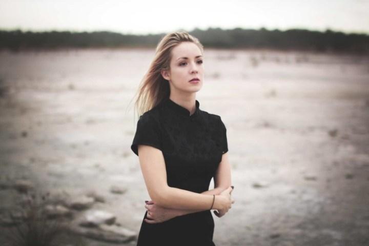 Beauty self portrait photography by Amy Haslehurst