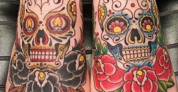 Sugar Skull Tattoo Meaning