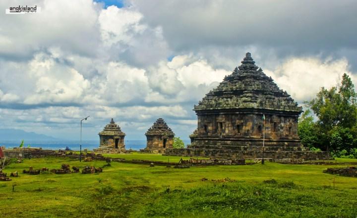 Ijo Temple - Yogyakarta