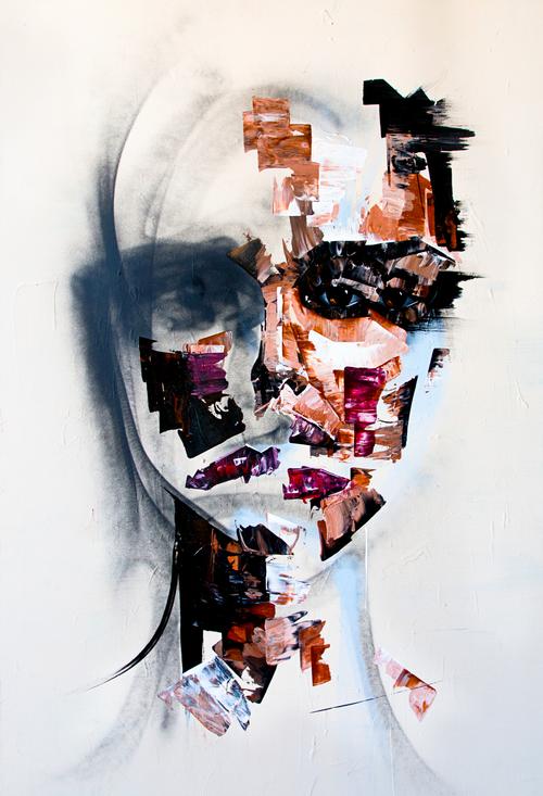 Creative Painting Portrait By Josept Lee 99inspiration