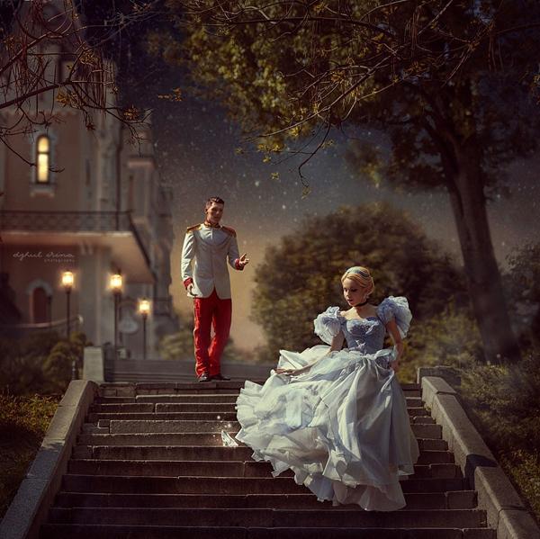 Creative Conceptual Fine Art Photography by Irina Dzhul