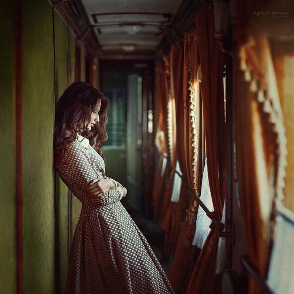 Female Fine Art Photography by Irina Dzhul