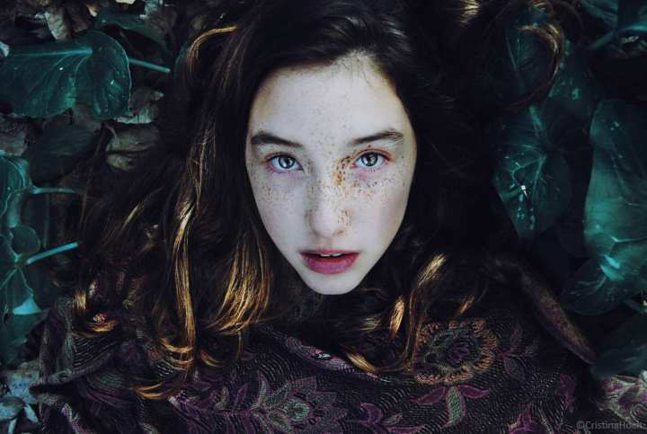 Beautiful Eyes in Portrait Photography by Cristina Hoch 03