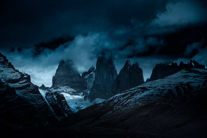 Beautiful Mountain Photography of Patagonia 01