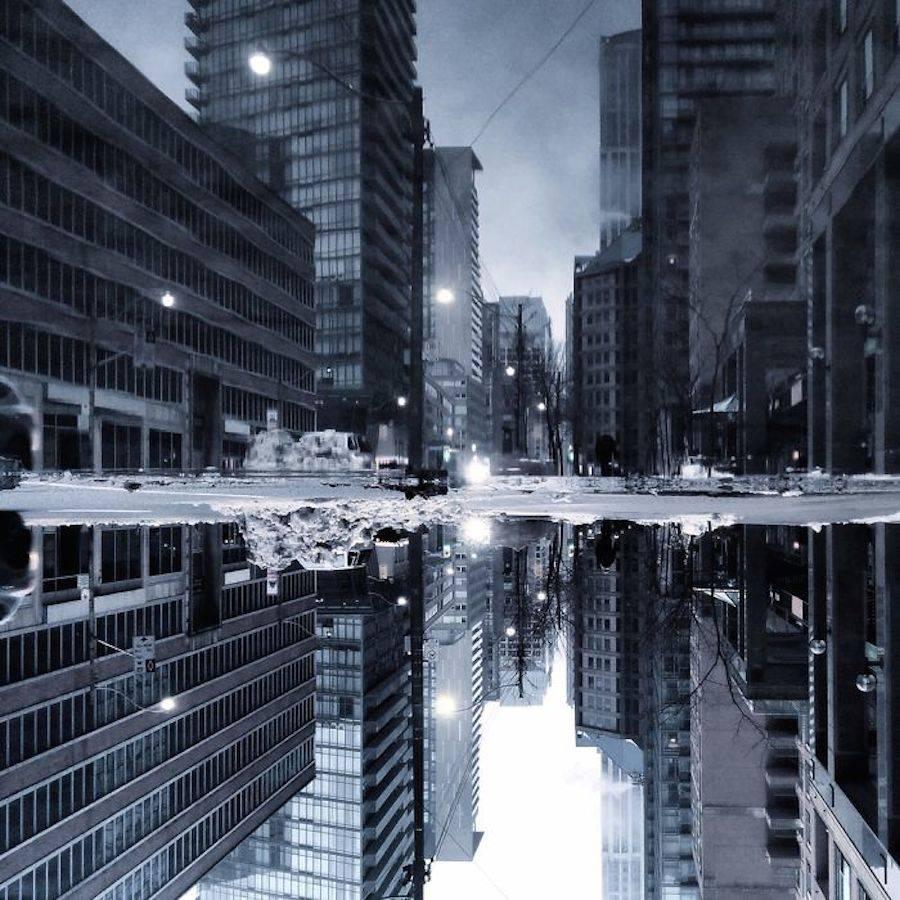 Creative Photography Concept of Parallel Worlds by Guido Gutiérrez Ruiz