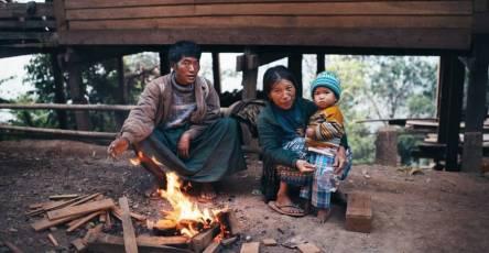 Wonderful Portraits of People in Myanmar