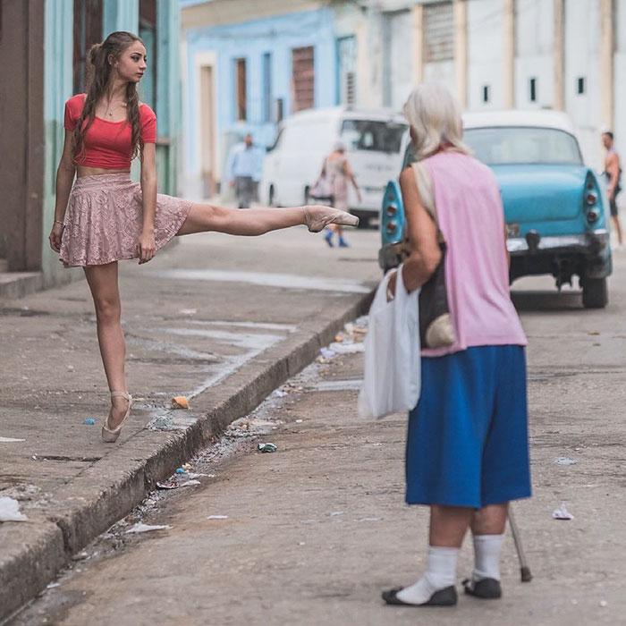 Ballet Dancers Cuba Omar Robles 77