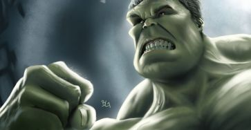 Artist Draw Real Life Movie Characters As Cartoons