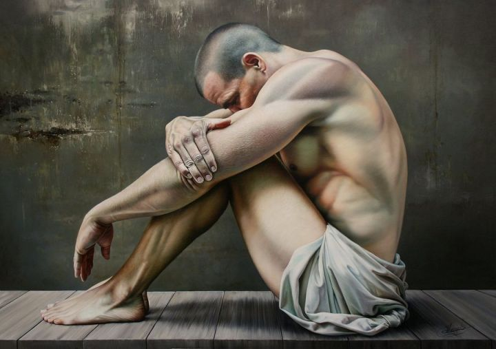 Incredible Hyper Realistic Oil Paintings by Christiane Vleugels