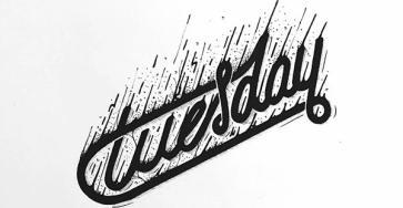 20+ Detailed Hand Lettering Artworks by Raul Alejandro