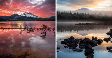 Magnificent American Nature Landscapes by Ross Lipson
