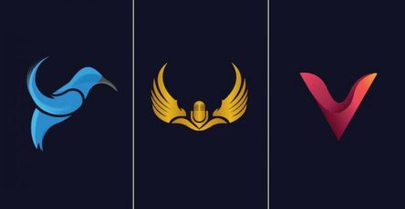 Creative Logo Design With Golden Ratio by Kazi Mohammed Erfan