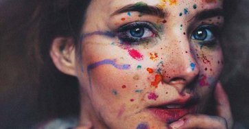 Beautiful Female Portrait Photography by Kai Böttcher
