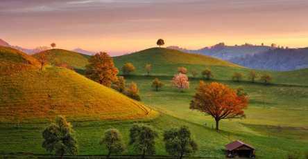 Beautiful Swiss Countryside by Martin Rak