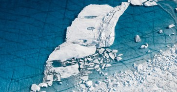 Shocking Global Warming Effects in Greenland
