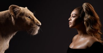 Actors of The Lion King Facing Off Their Characters