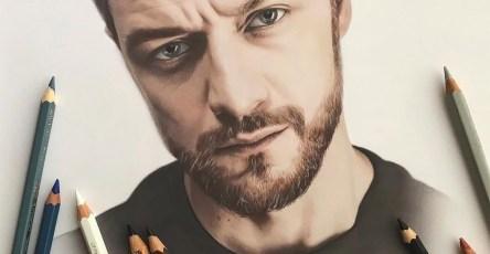 Wonderful Hyperrealistic Pencil Portraits by Alena Litvin