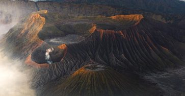 Amazing Bromo Mountain Photograph by Agusleo Halim