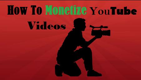 monetize videos,monetize youtube channel,youtube video monetization,enable monetization