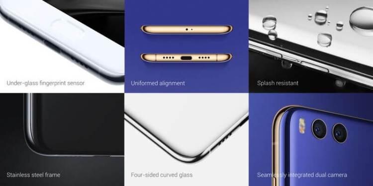 Xiaomi Mi6 Specification