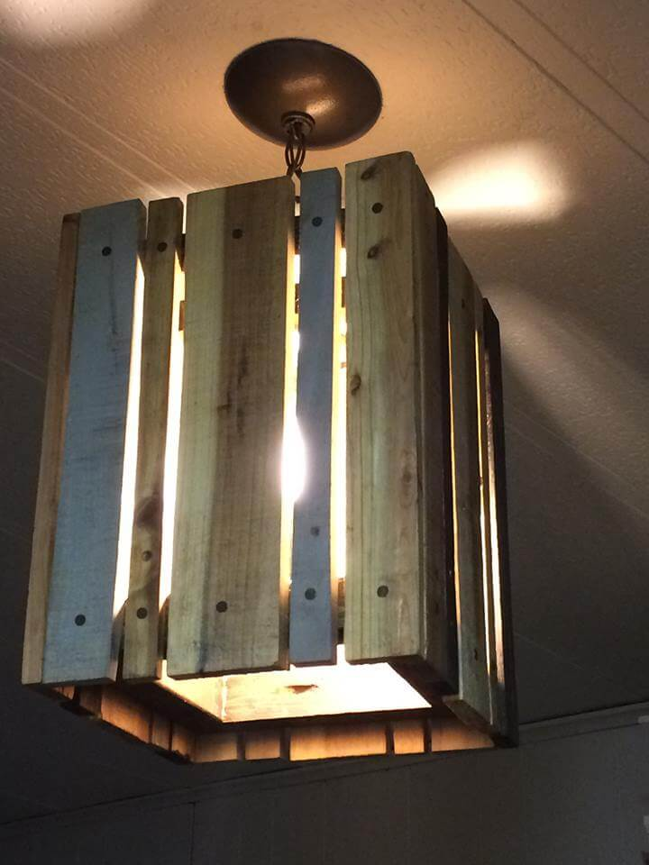 Mason Jar Pendant Light Diy