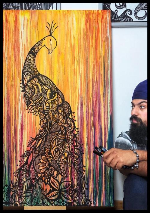 CR #76 Amrit Singh
