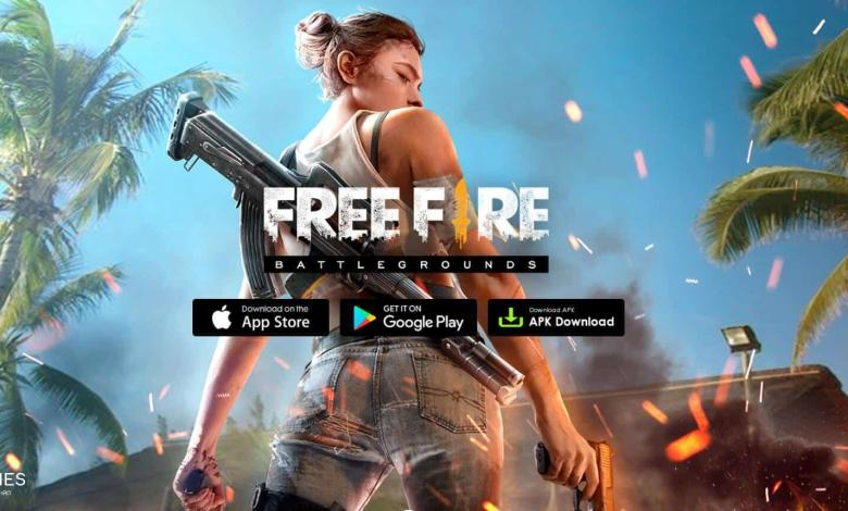 ดาวน์โหลด mod apk Free Fire - Battlegrounds - ดาวน์โหลด mod apk Free Fire – Battlegrounds