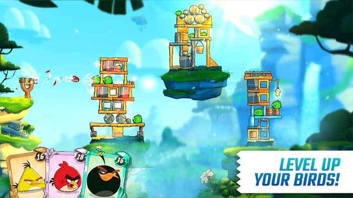 - ดาวน์โหลด Angry Birds 2 (MOD, Unlimited Money) ฟรีบน Android