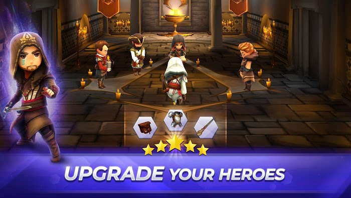 - Assassin's Creed Rebellion Mod Apk 2.4.1 [Unlocked] [อมตะ]