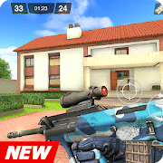 - SPECIAL OPS: GUN SHOOTING – ONLINE FPS WAR GAME MOD V1.96 FREE SHOPPING