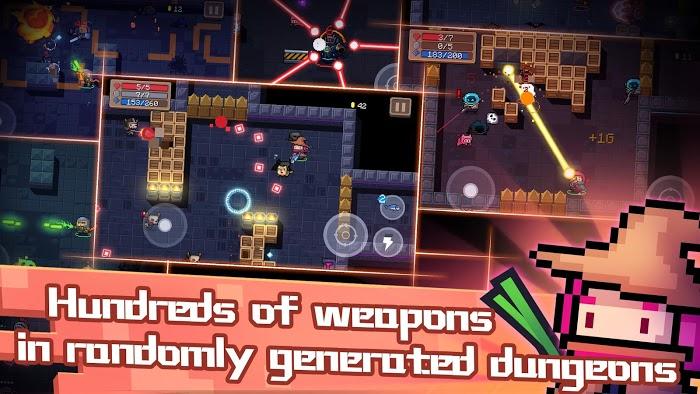 - ดาวน์โหลด Soul Knight (MOD, Unlimited Gems) v2.3.5 ฟรีบน Android