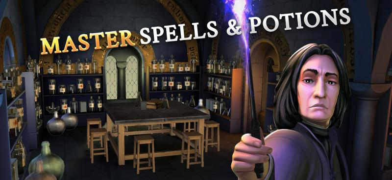 - ดาวน์โหลด Harry Potter: Hogwarts Mystery (MOD, Unlimited Energy) ฟรีบน Android