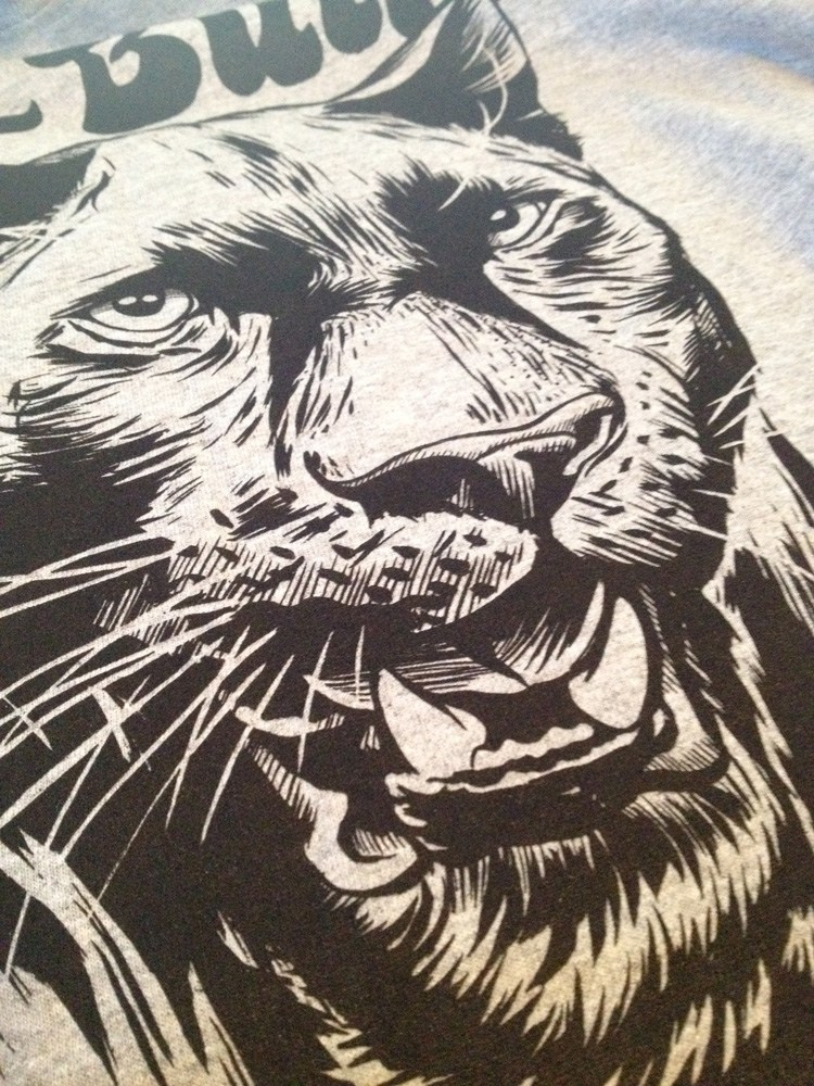 Co-Built Panther T-shirt By Adi Gilbert