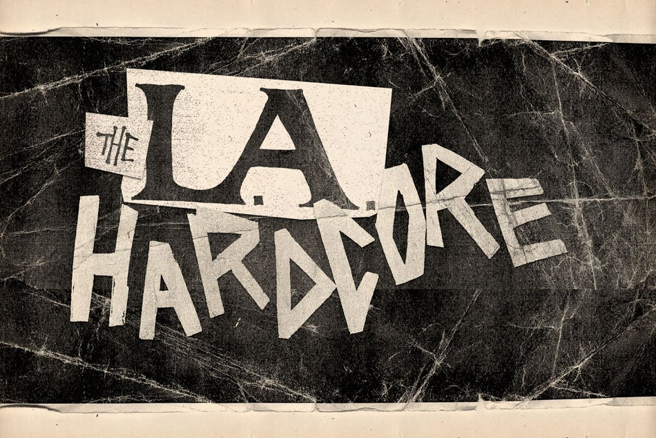 L.A. Hardcore - TV title sequence