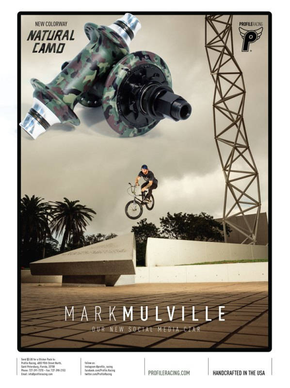 Profile Racing - Mark Mulville