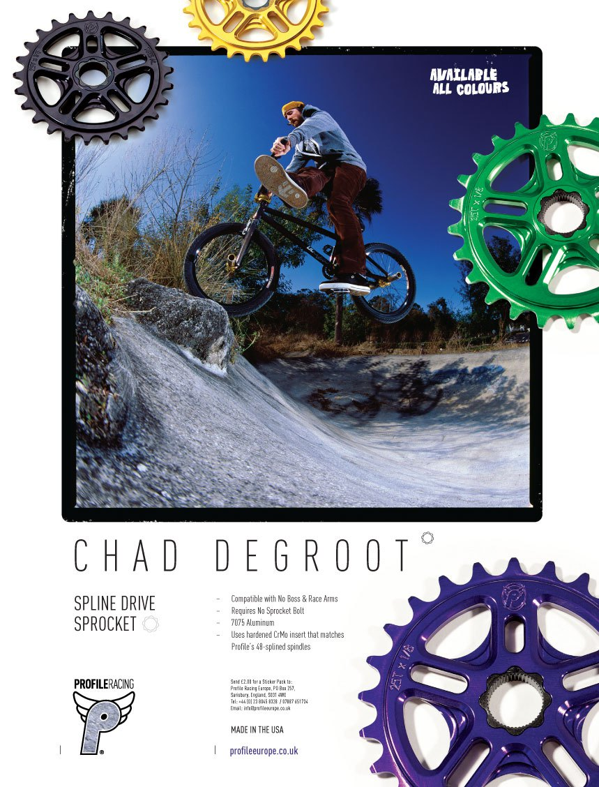 Profile Racing - Chad Degroot