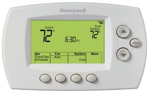 honeywell programmable thermostat review