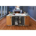 top rated refrigerator with ice maker for bar