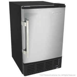 top rated refrigerator for bar with ice maker