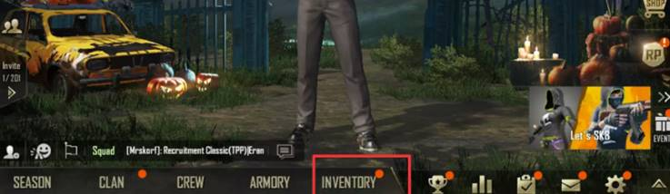 change name in pubg
