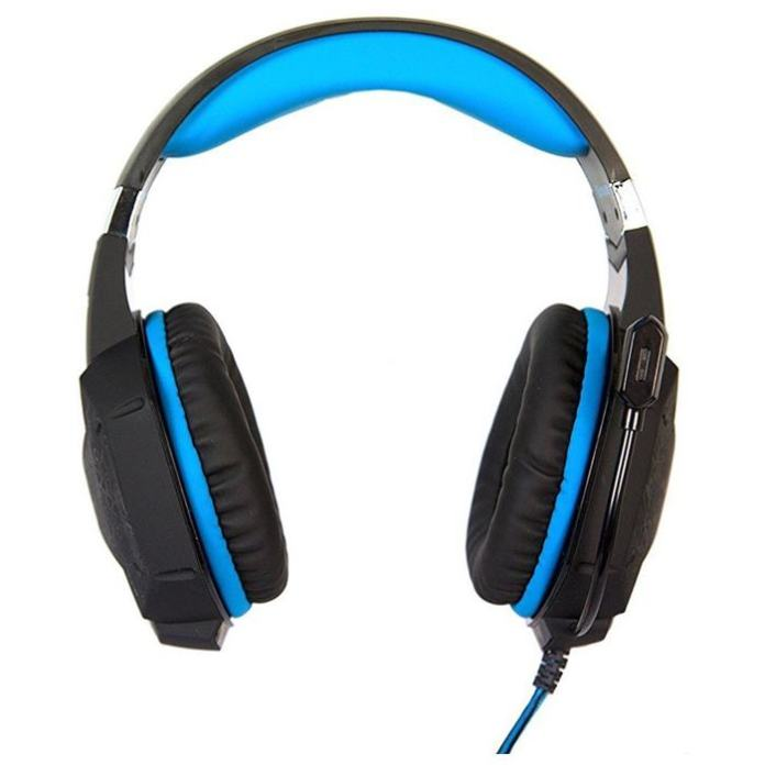 Redgear Hell Scream Professional Gaming Headphones with 7 RGB LED