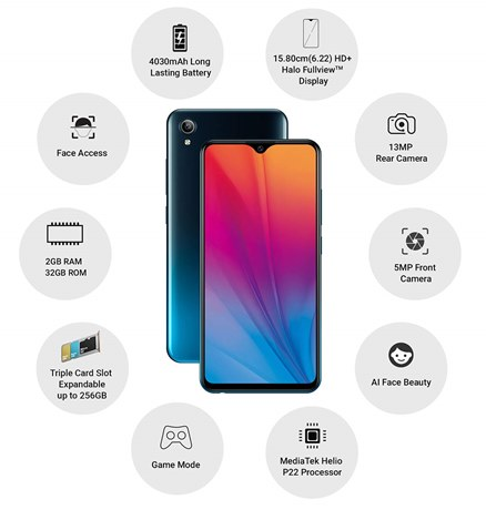 vivo ka sabse sasta mobile phone