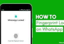 whatsapp lock kaise lagaye