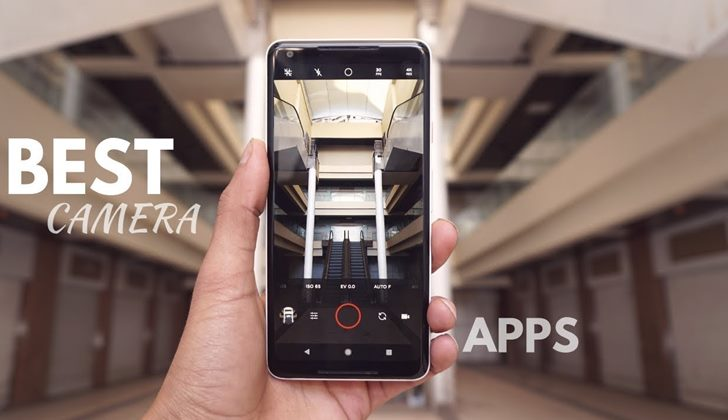 5 Best Android Camera Apps Download Free