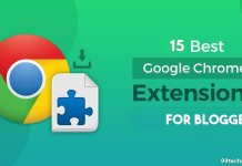 blogger ke liye best chrome extension
