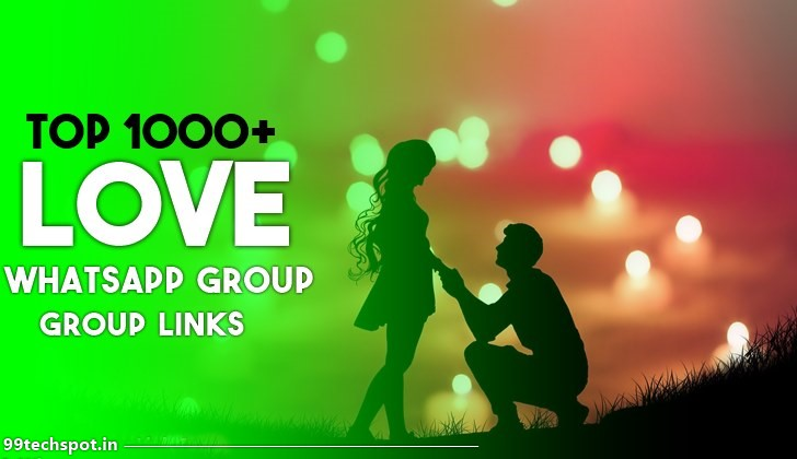 1000+ Love Shayari Whatsapp Group Link 2021