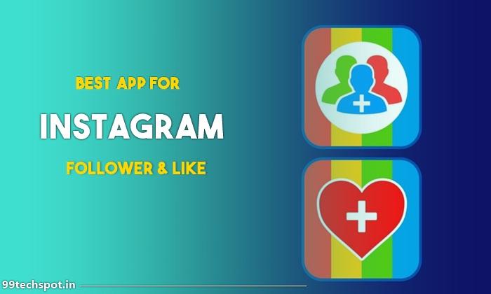 instagram par like follower badhane wala app