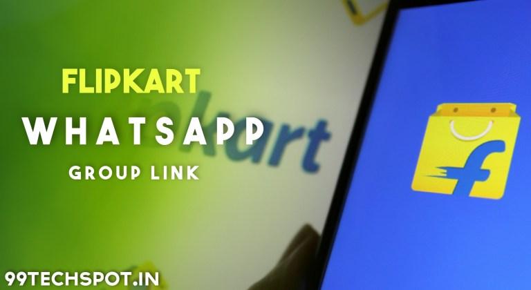 1500+ Flipkart Whatsapp Group Link 2021