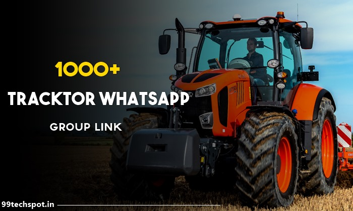 10000+ Tractor Whatsapp Group Link 2021